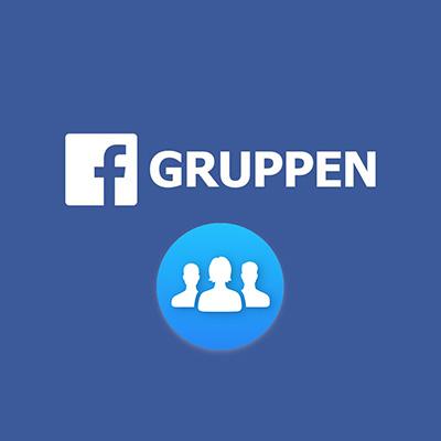 Facebook Gruppen Logo