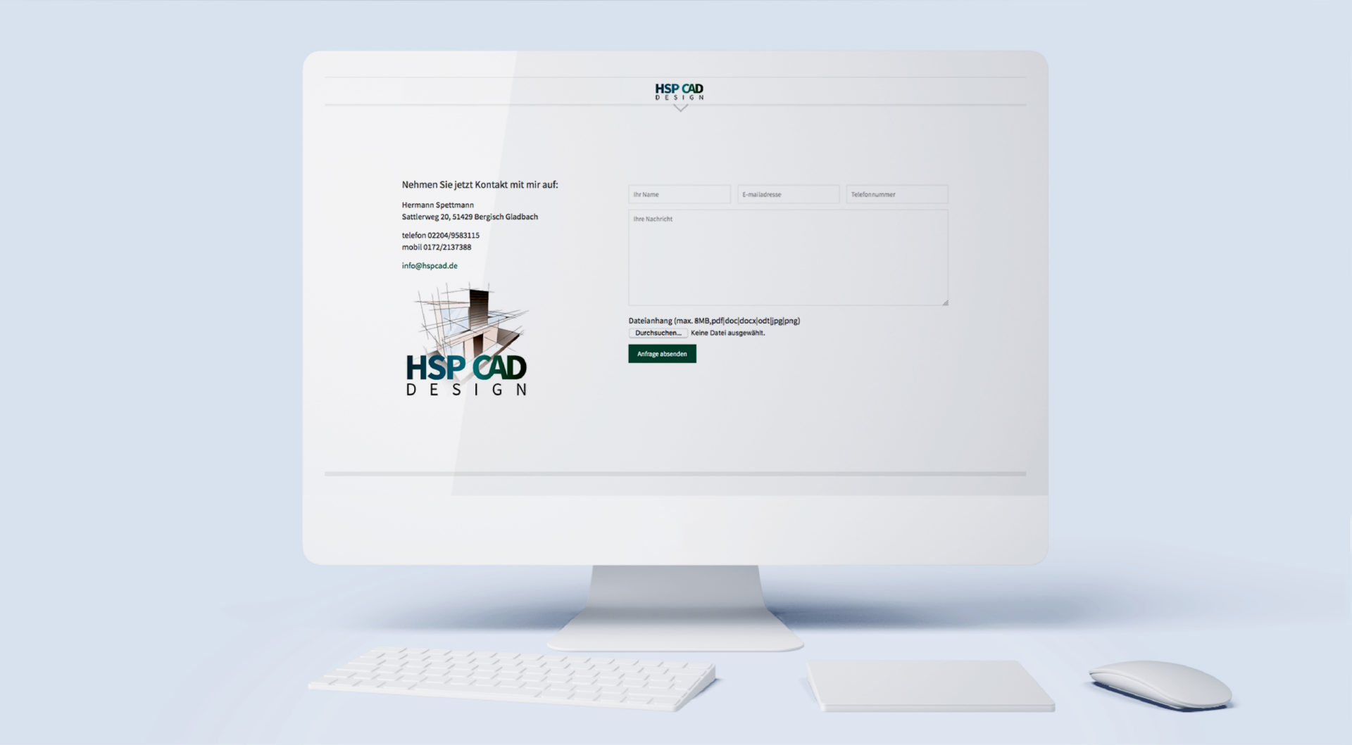 Hsp Cad Referenz 5 Webdesign