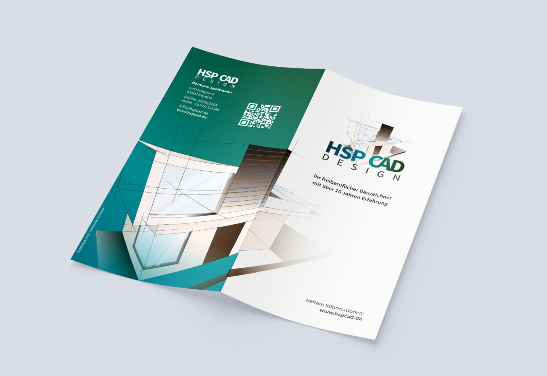 Hsp Cad Referenz 8 Print Druck Flyer