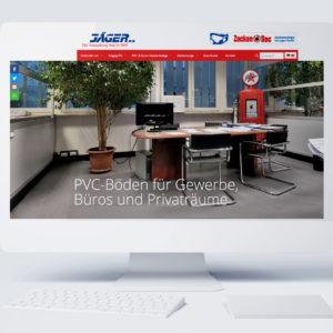 Jaeger Plastik Referenz 1 Webdesign