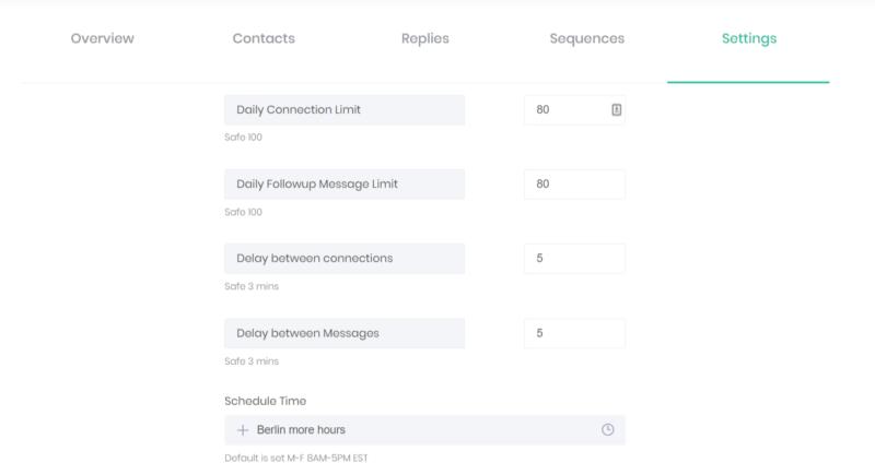 Linkedin Weconnect Verbindungslimits