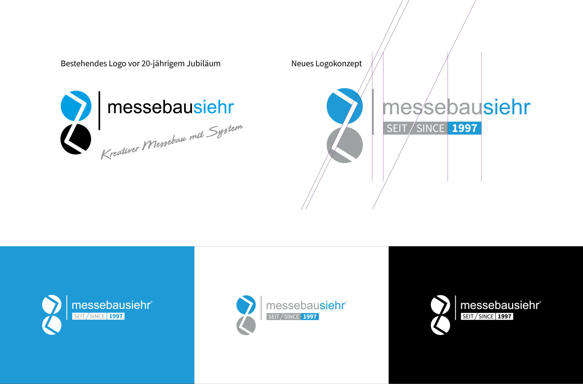 Messebau Siehr Referenz 1 Logogestaltung Logodesign