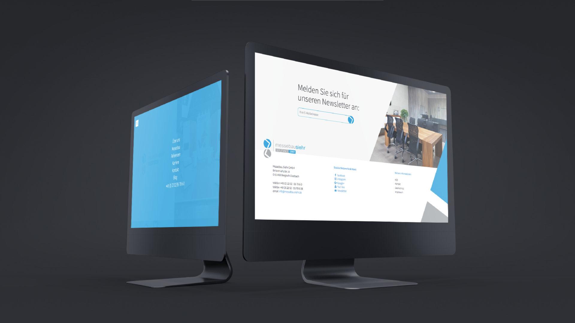 Messebau Siehr Referenz 2 Webdesign