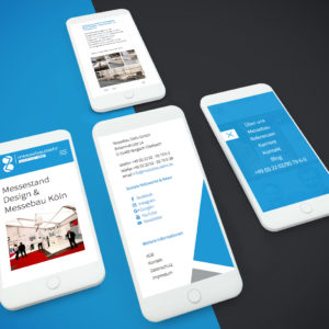 Messebau Siehr Referenz 3 Responsive Mobile Webdesign