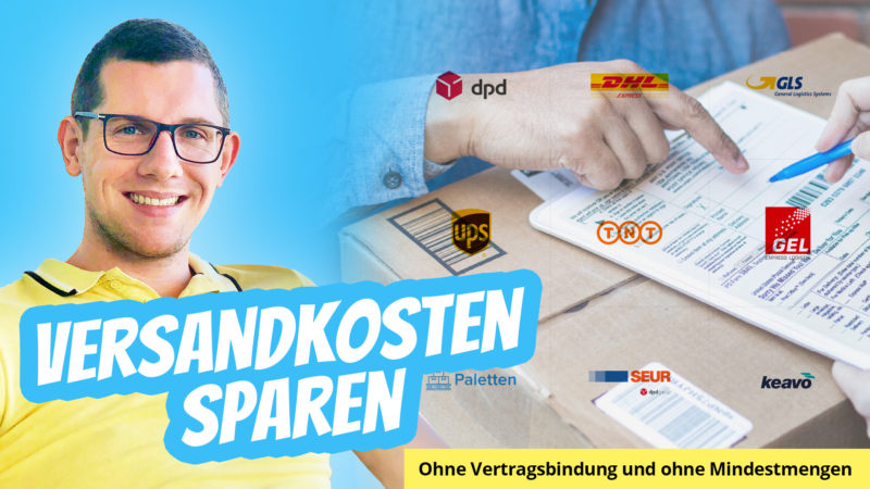 Packlink Pro Versandkosten Sparen Guenstig Versenden Versand Kosten Preise Sparen Paketversand Vergleich