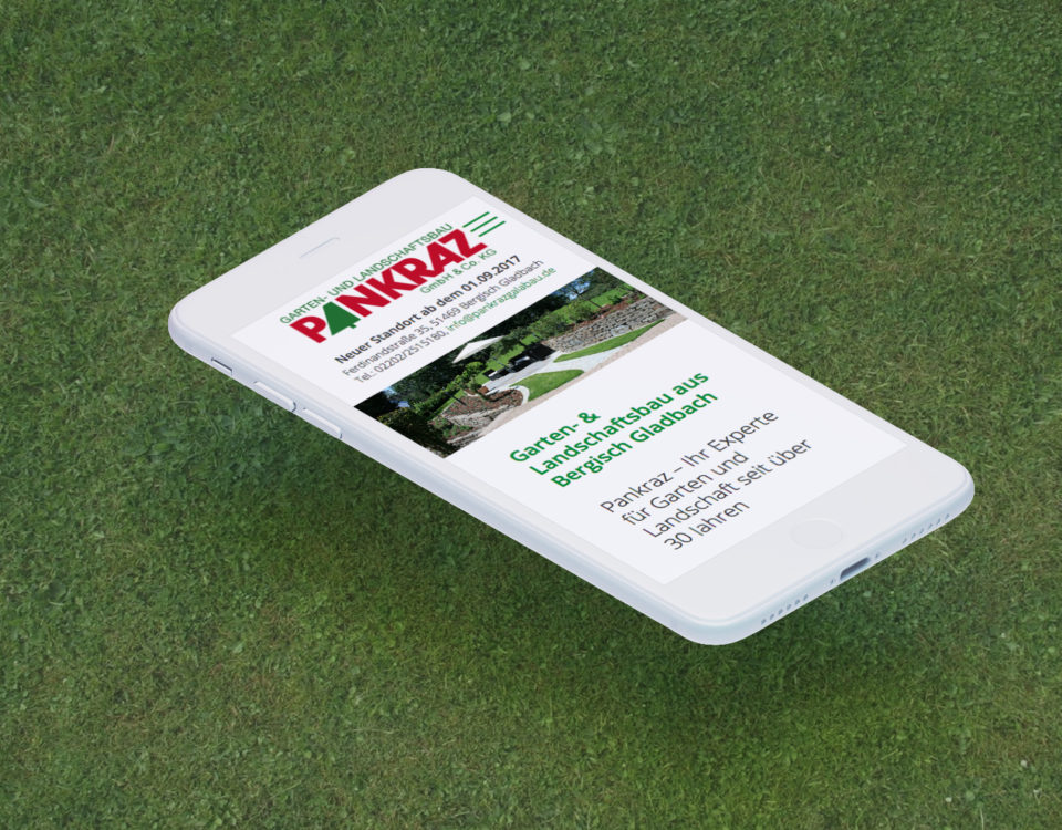 Pankraz Referenz 2 Mobile Responsive Webdesign