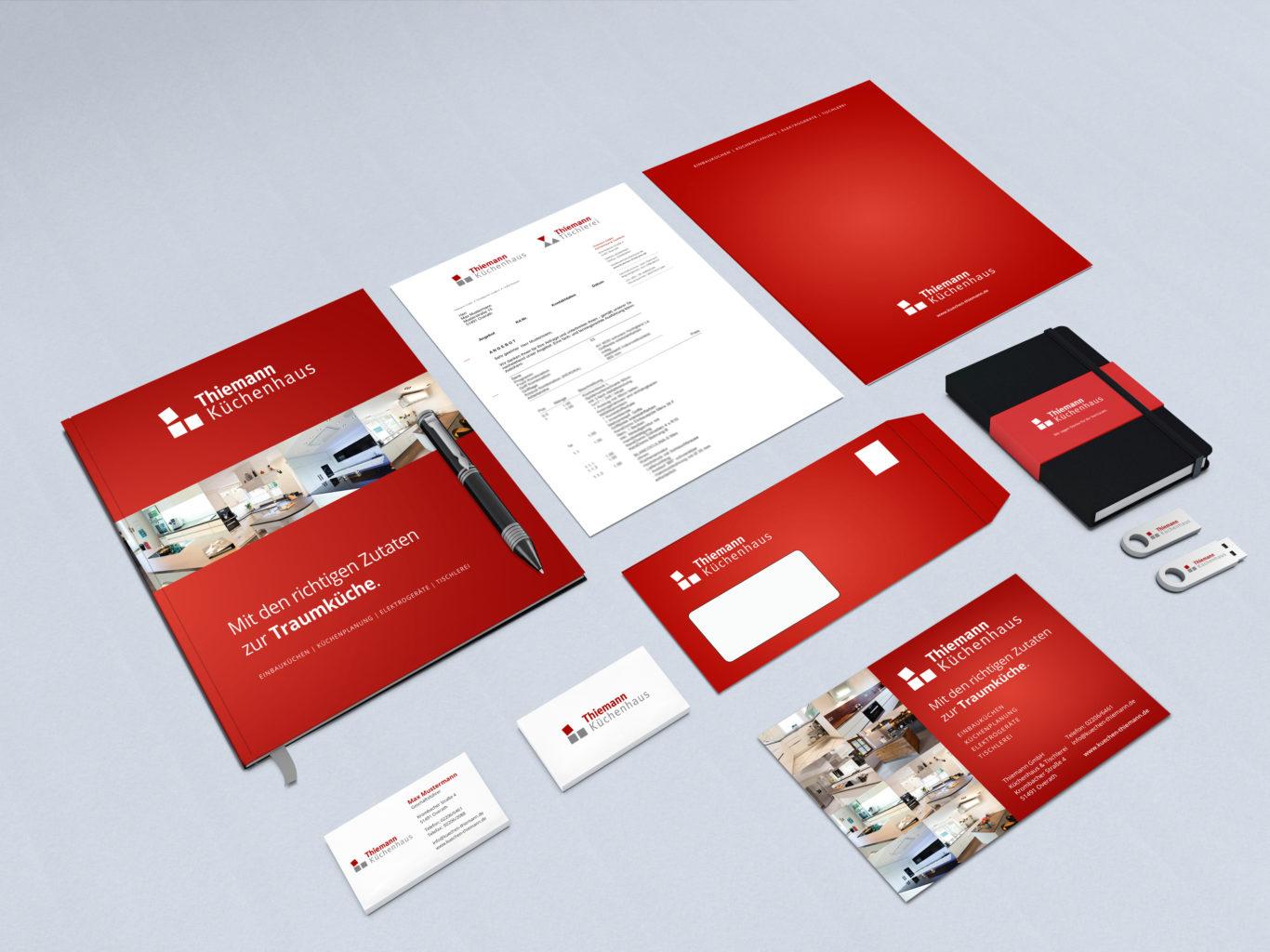 Thiemann Referenz 3 Corporate Design Drucksachen Gestaltung Design