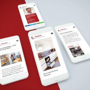 Thiemann Referenz 5 Responsive Webdesign Internetagentur