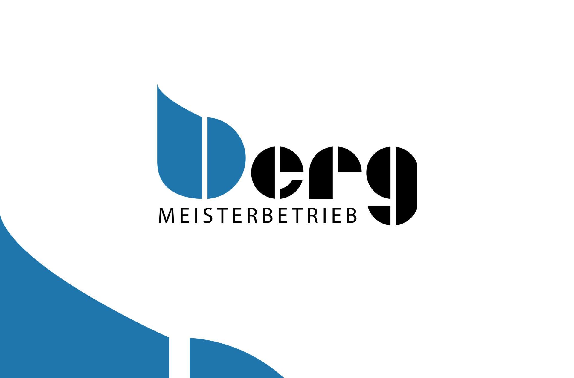 Tischlerei Berg Referenz 1 Logo Corporate Design Logogestaltung