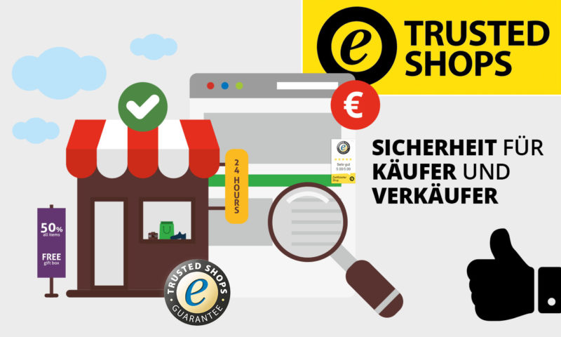 Trusted Shops Produktbewertungen