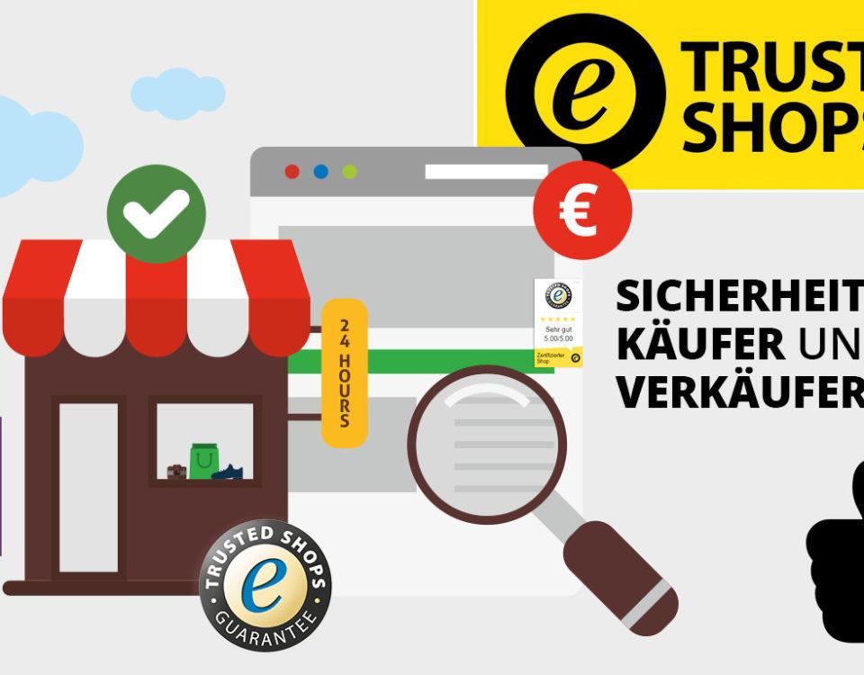 Trusted Shops Siegel Erfahrungen Kaeuferschutz Test Haendler Bewertungen