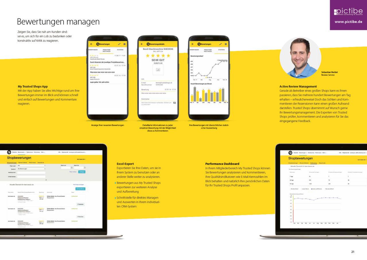 Trusted Shops Siegel Information Kaueferschutz Rechtstexter Bewertungen Onlineshop 11