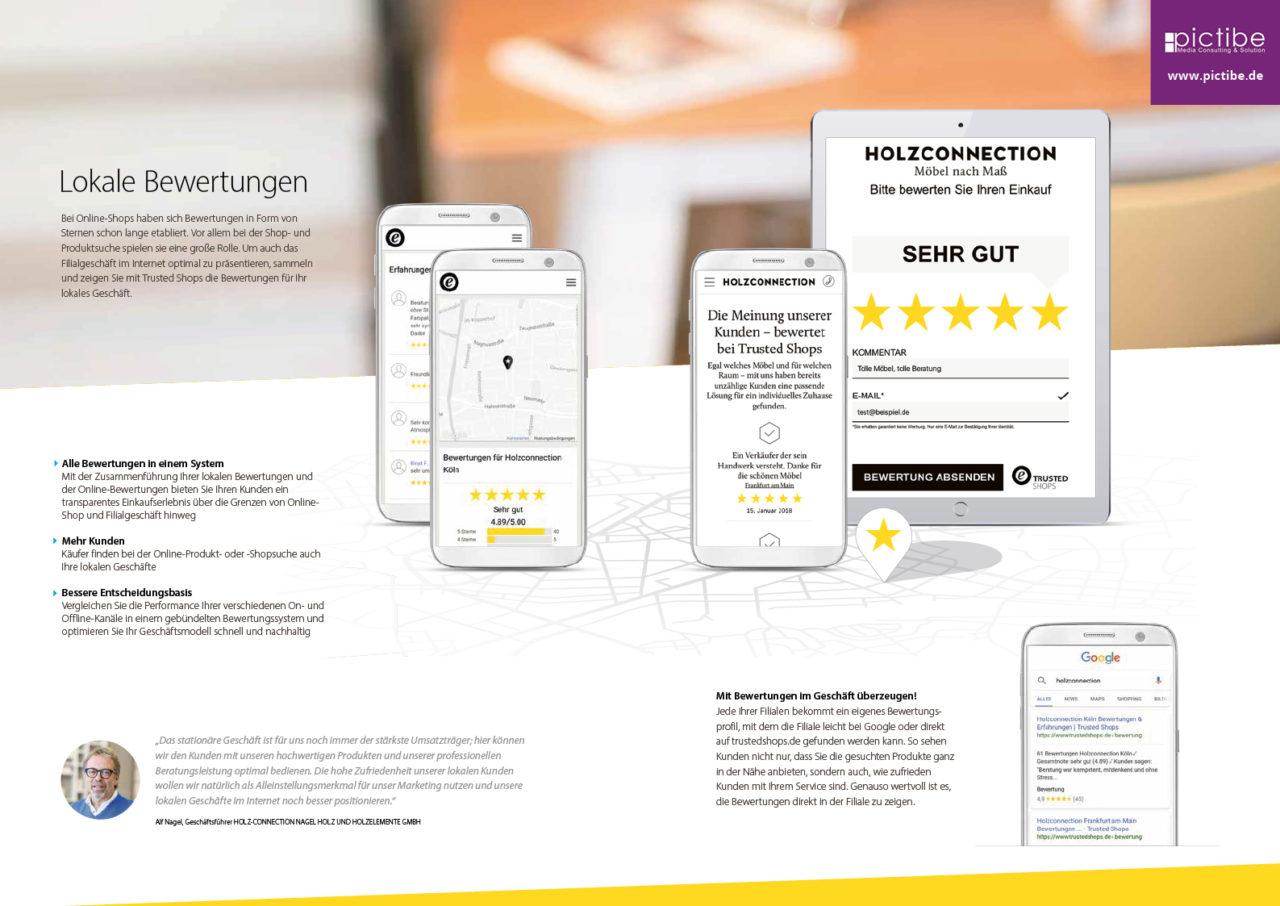 Bewertungsportal Online Shops