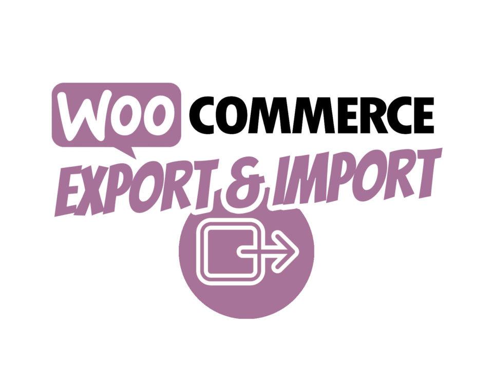 Woocommerce Bestellungen Exportieren Importieren Export Import Plugin Kunden Coupons Gutscheine