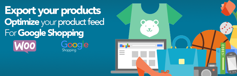Woocommerce Google Feed Manager Banner 772x250