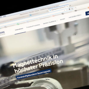 Baermann Magnettechnik Webdesign Online Marketing E Recruting Pictibe