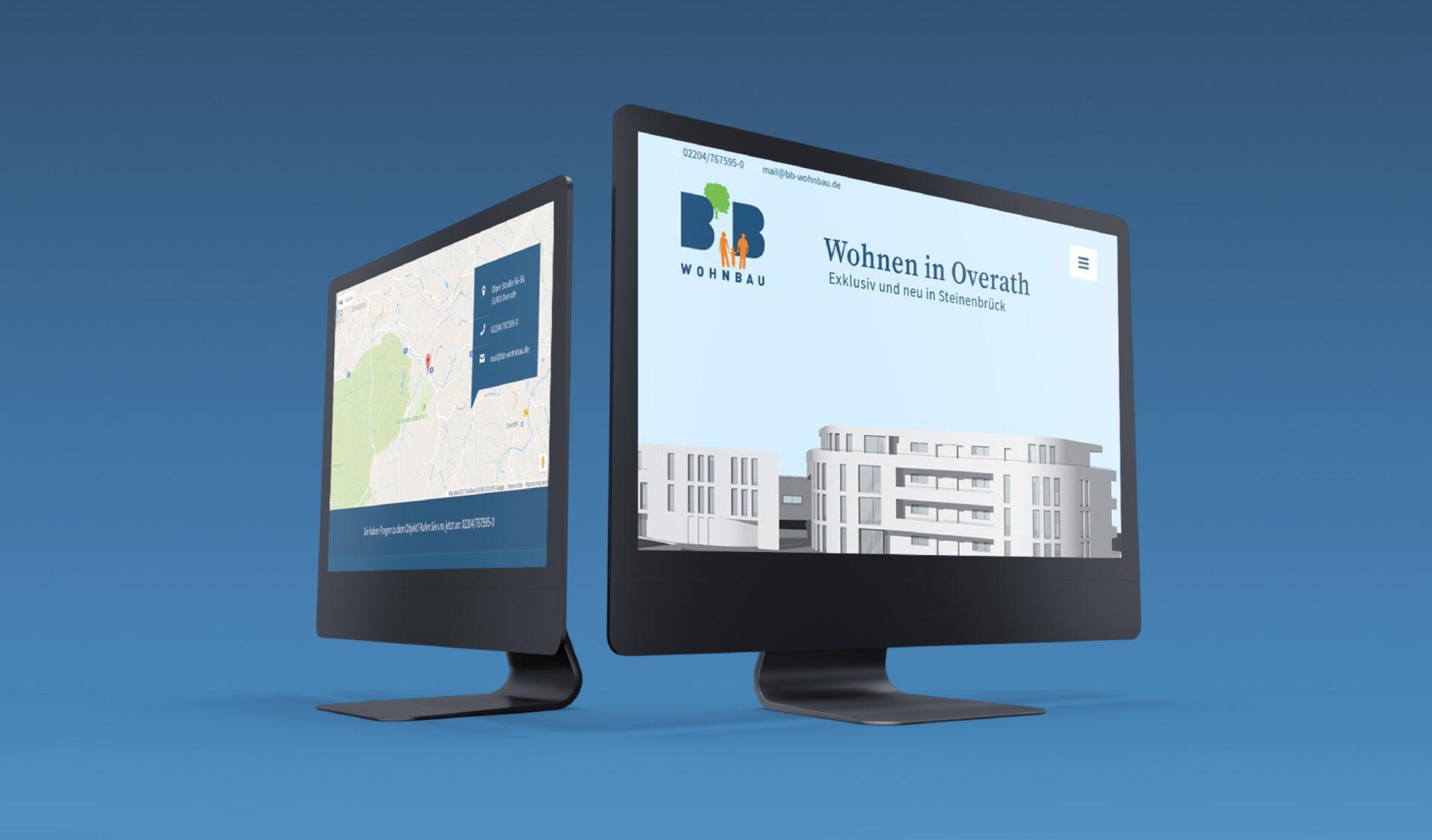 Bb Wohnbau Referenz 1 Webdesign