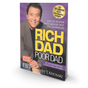 Buch Rich Dad Poor Dad Reich Werden Kiyosaki Reichen Lernen