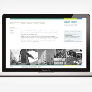 Busch Essers Web Cms