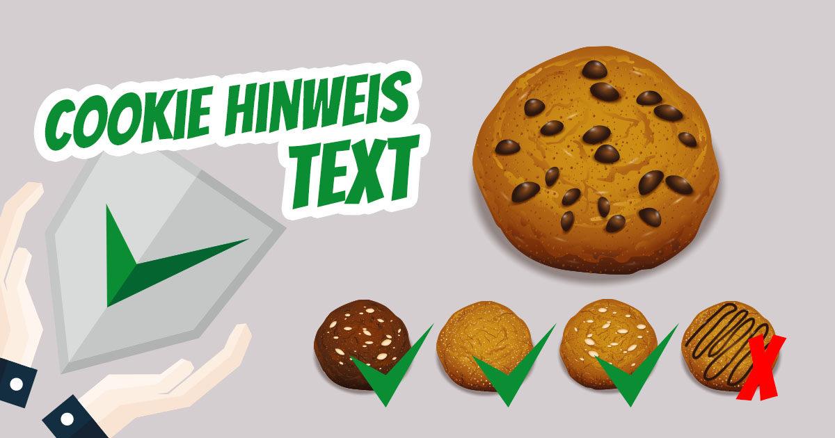 Eu Dsgvo Eugh Bgh Cookie Hinweis Text Vorlage Datenschutz Cookie Banner