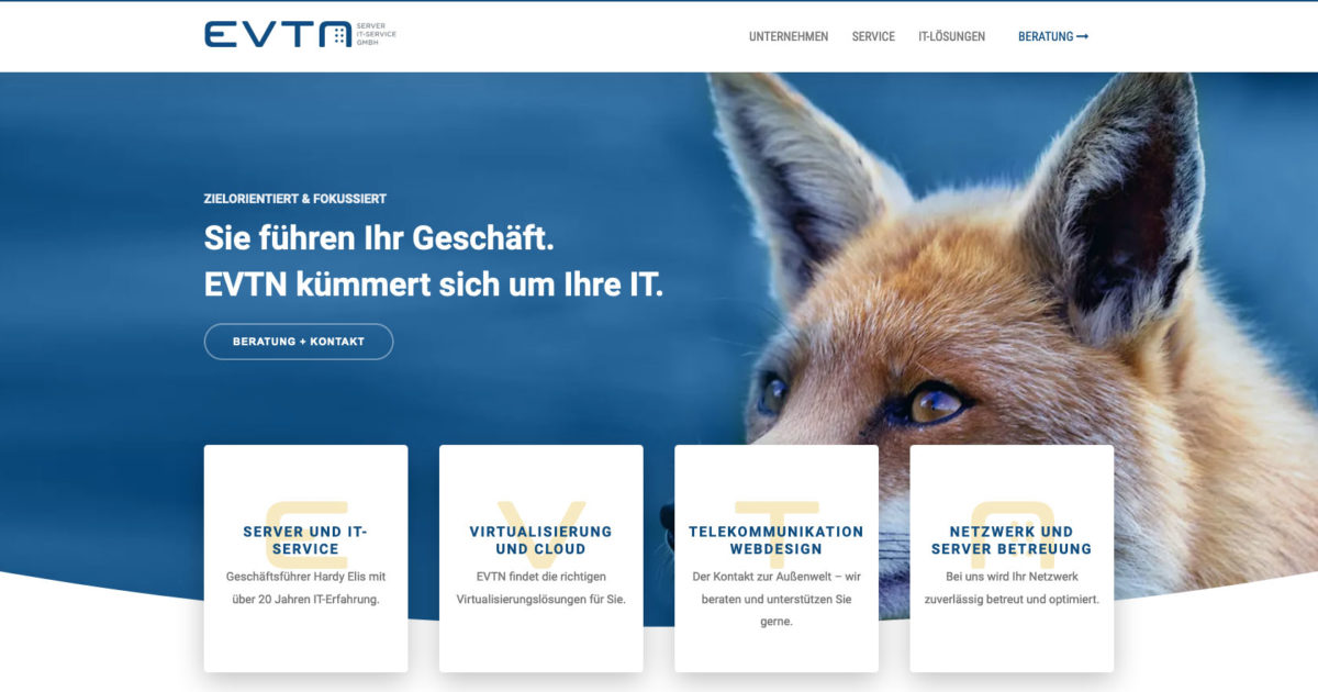 Evtn It Edv Service Dienstleister Rhein Sieg Kreis Bonn Koeln