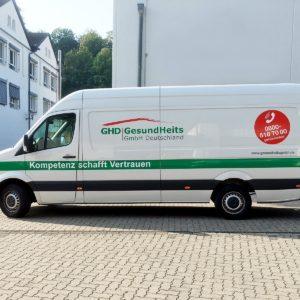 Fahrzeugbeschriftung Bergisch Gladbach Bensberg Roesrath Overath Car Wrapping 3