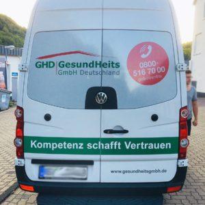 Fahrzeugbeschriftung Bergisch Gladbach Bensberg Roesrath Overath Car Wrapping 4