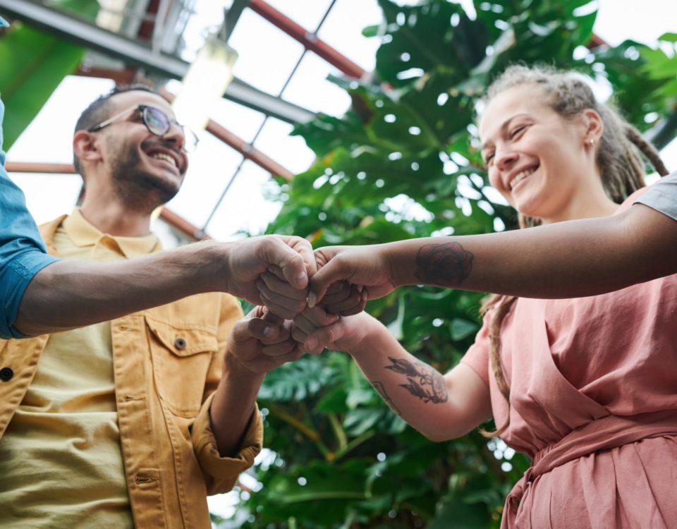 Internes Personalmarketing Intern Massnahmen Instrumente Mix Mitarbeiter Binden Bindung