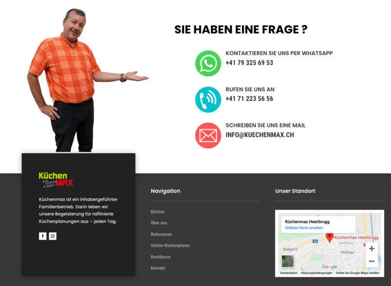 Kuechenmax Kuechenstudio Kuechenbauer Schweiz
