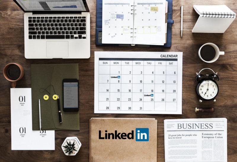 Linkedin Event Erstellen Business B2b Event