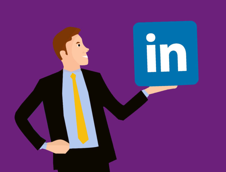 Linkedin Marketing Business Firma Unternehmen Leads Sales Agentur Automation Software