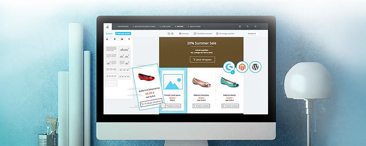 Newsletter Software Newsletter2go Email Marketing Agentur Nl2go