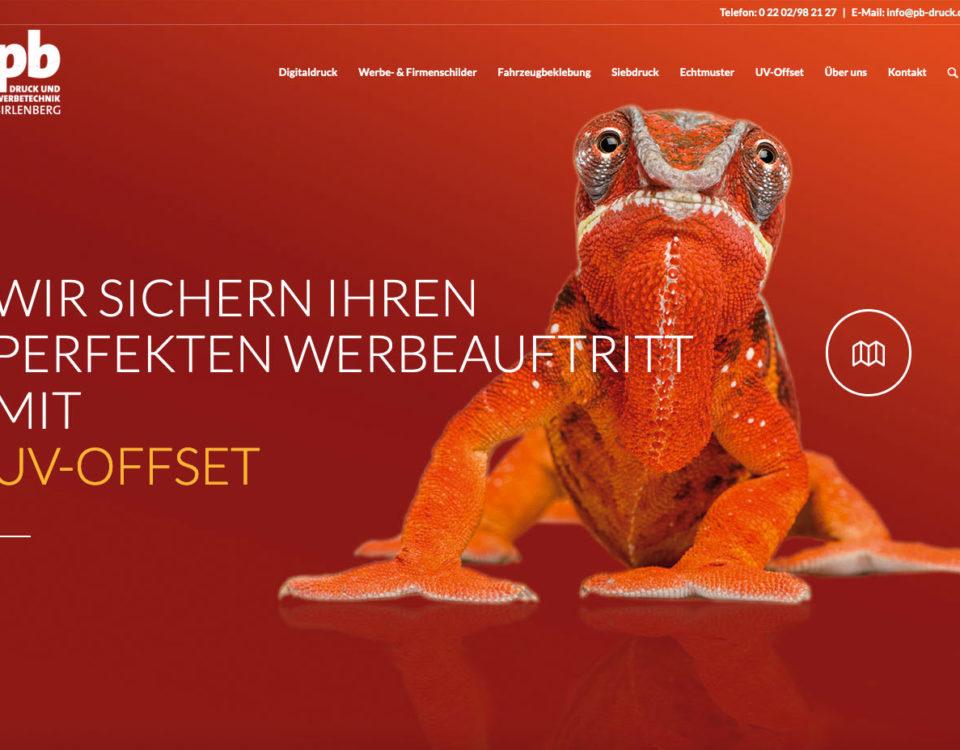 Pb Druck Druckerei Werbetechnik