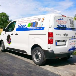 Pictibe Werbetechnik Fahrzeugbeschriftung Car Wrapping 4