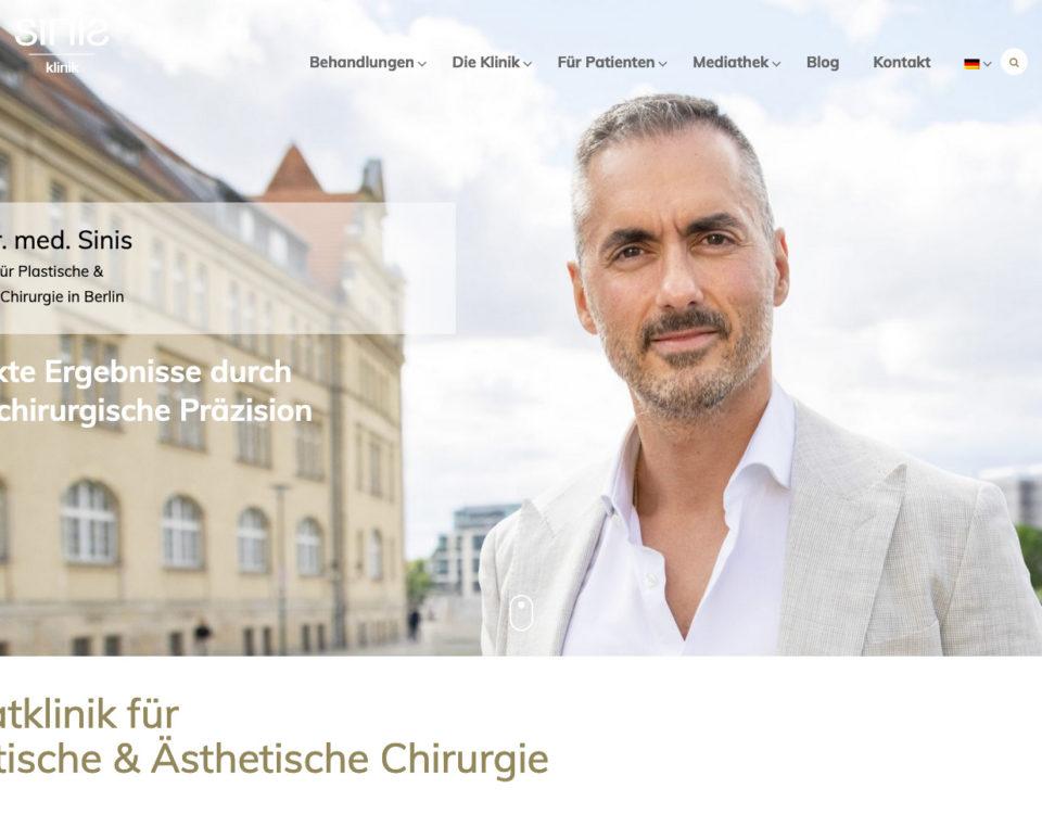 Sinis Aesthetics Sinis Clinic Berlin