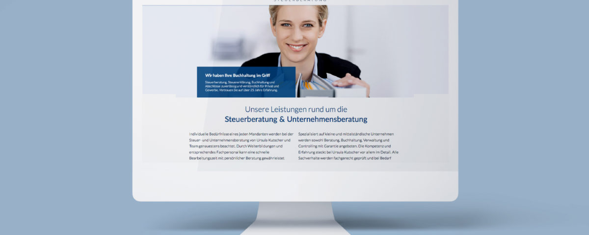 Stb Kutscher Referenz 1 Webdesign