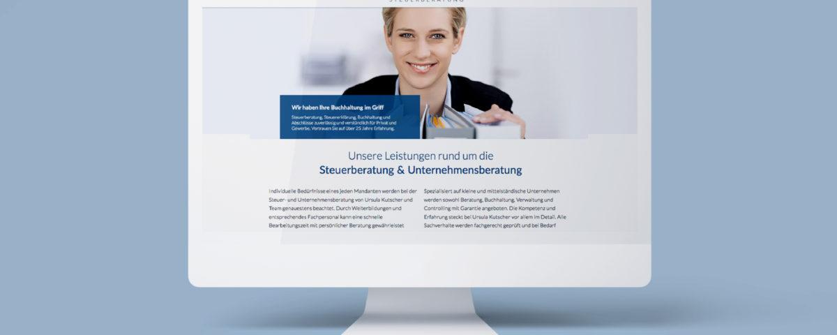Stb Kutscher Referenz 1 Webdesign
