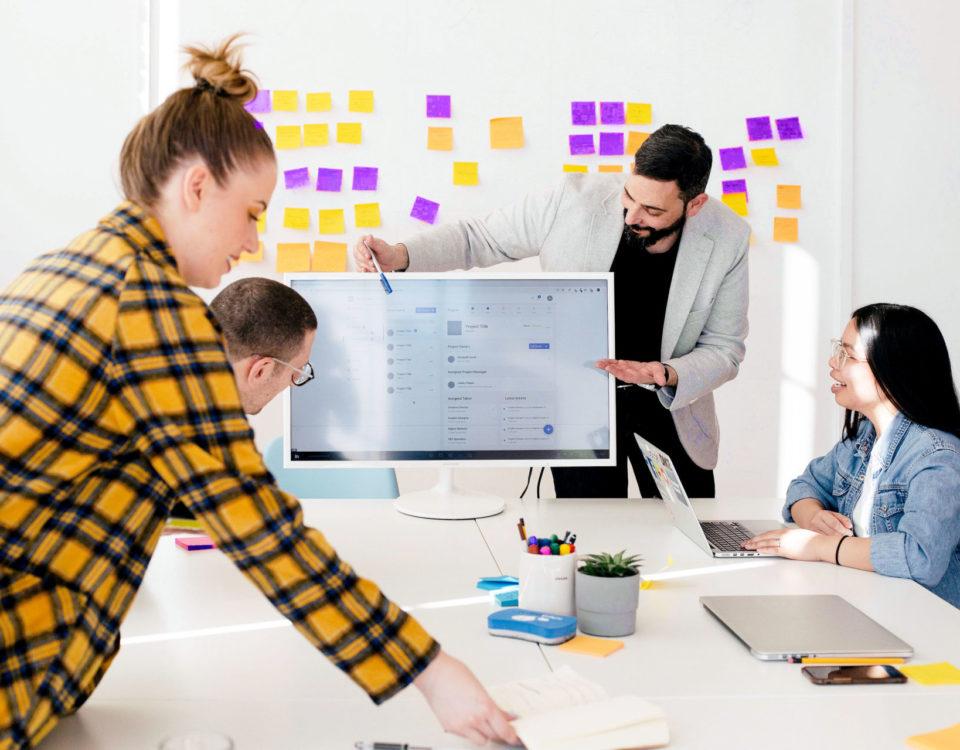 Wieso Crm System Software Online Marketing Digital Digitalisierung