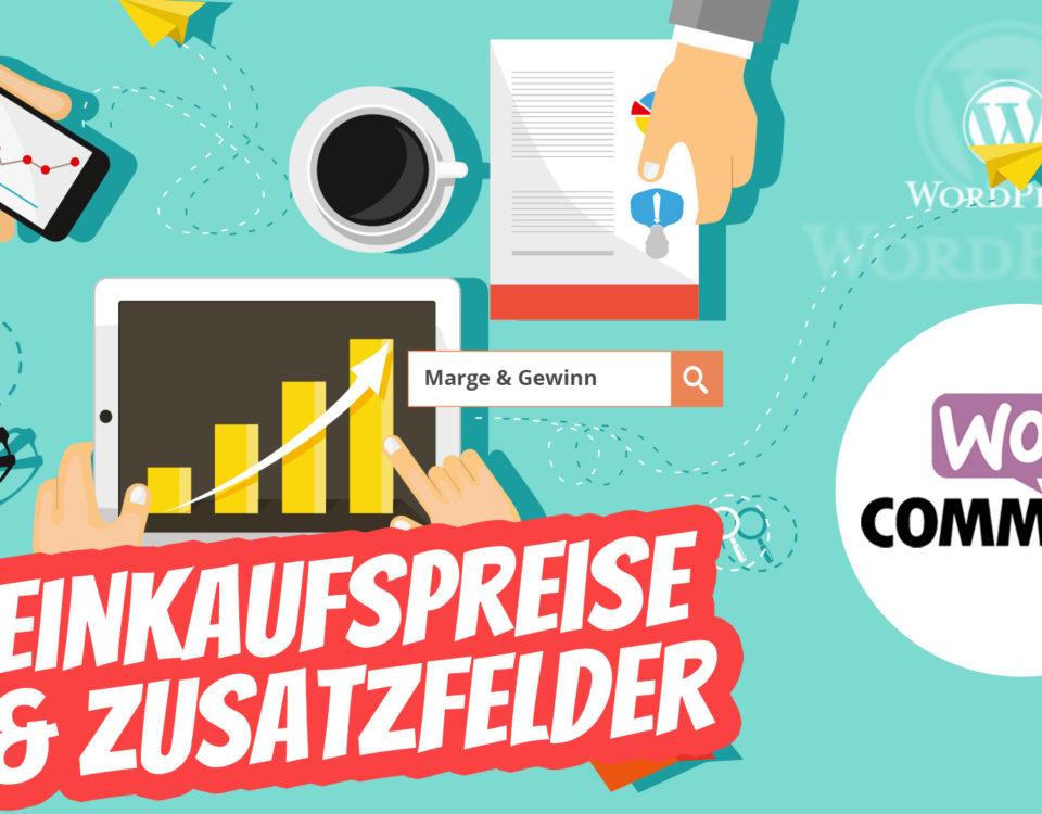 Woocommerce Einkaufspreis Lieferantennummer Zusatzfelder Acf