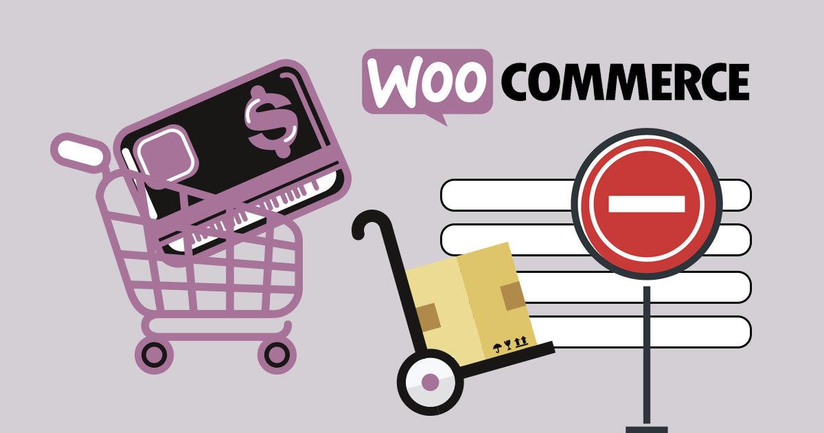 Woocommerce Logik Kasse Bedingte Versandmethoden Zahlungsarten Regeln