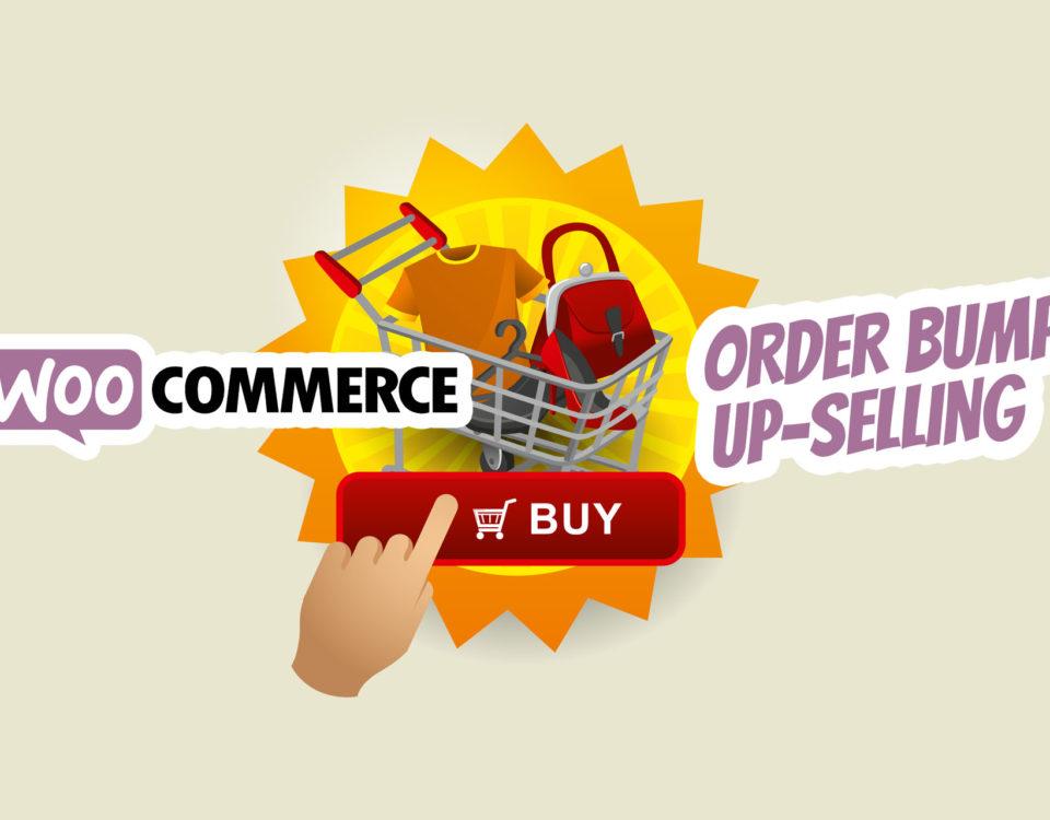 Woocommerce Order Bump Upselling Warenkorb Kasse