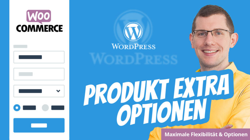 Woocommerce Product Extra Options Variable Produkte Extra Optionen