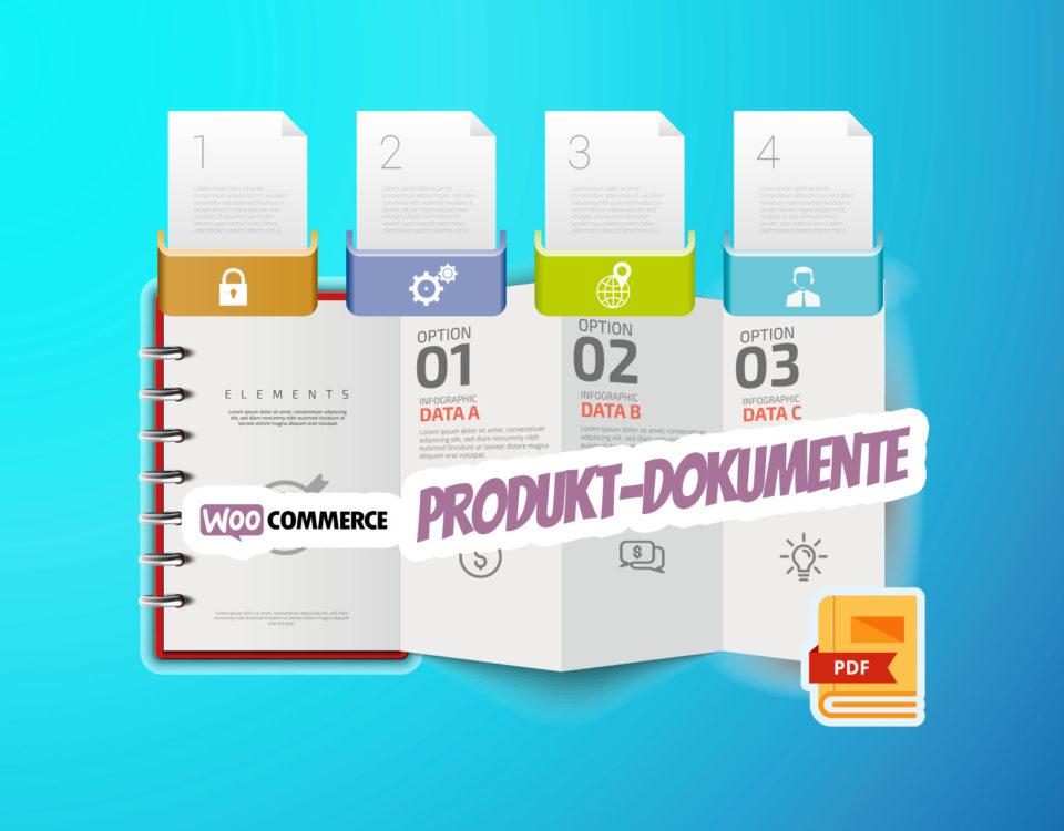 Woocommerce Produktdokumente Hinzufuegen Dateien Handbuch Anleitung Montage Garantie Hinweise