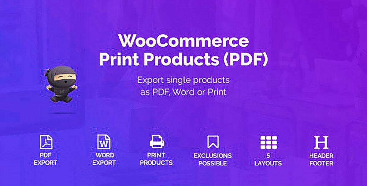 Woocommerce Produktseite Pdf Exportieren Pdf Export