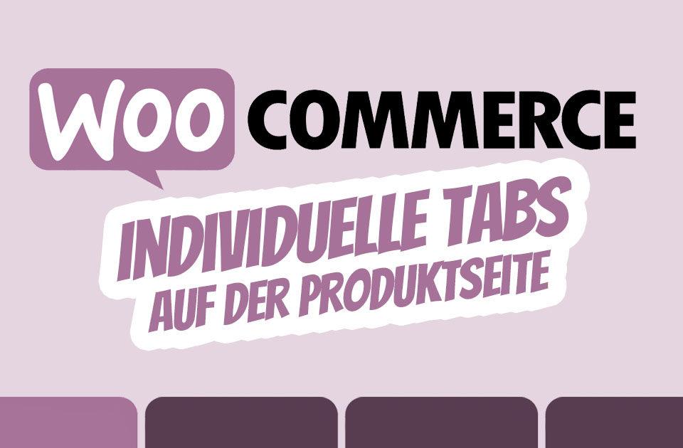 Woocommerce Tabs Plugin Produktseite