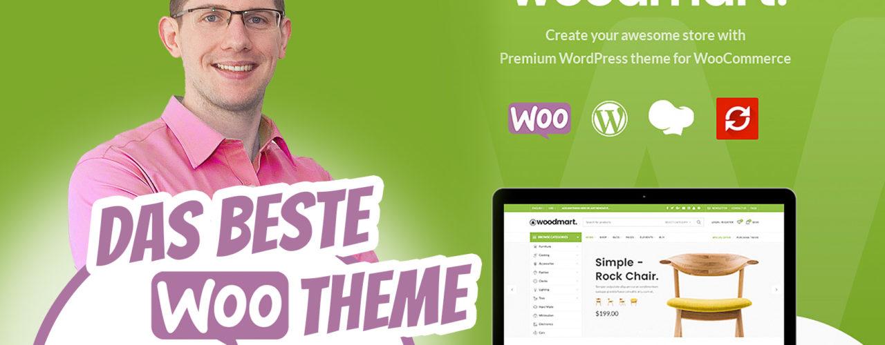 Woodmart Woocommerce Theme Template