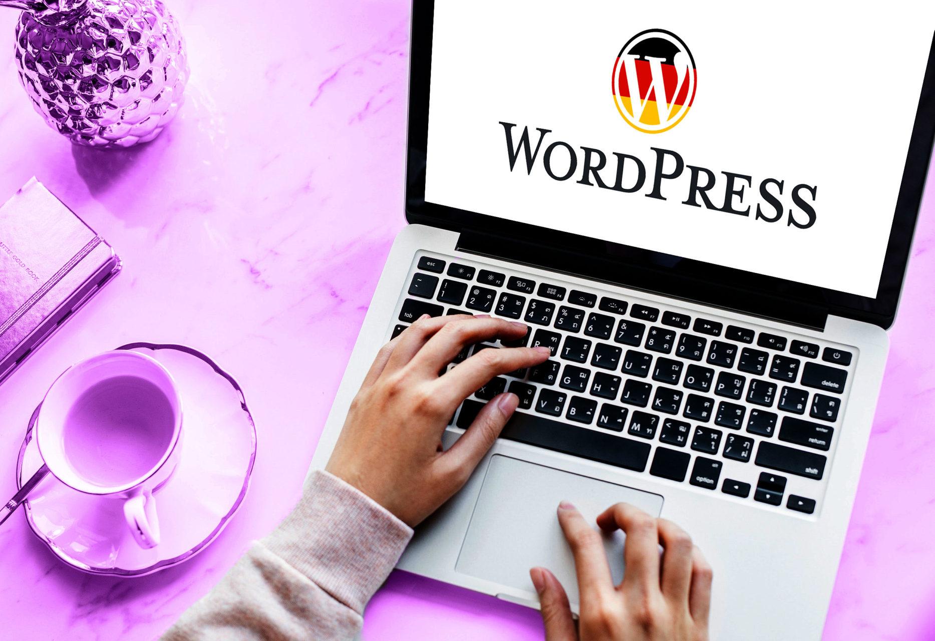 Wordpress Deutsch Installation Themes Plugins Templates Support Hilfe