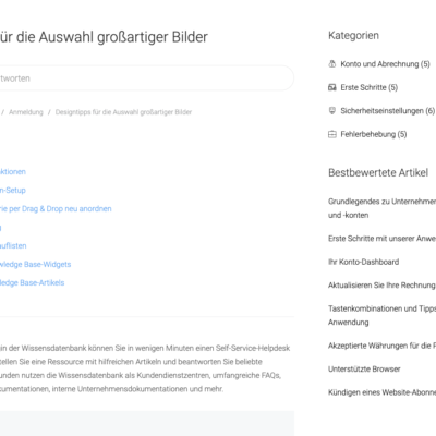 Wordpress Faq Plugin Wissensdatenbank Helpdesk Wiki 3