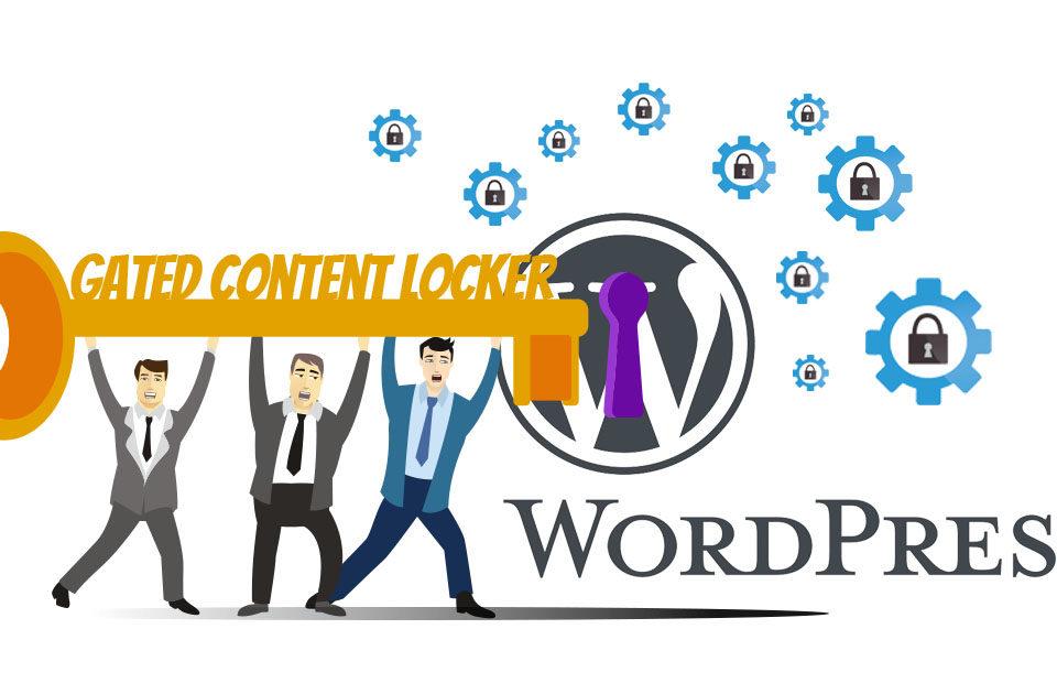 Wordpress Gated Content Geschuetzte Inhalte Content Locker Lead Generierung