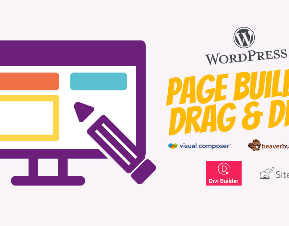 Wordpress Page Builder Vorteile Nachteile Top 5 Wordpress Plugins Drag Drop